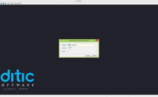 software de contabilidad 3iConta 02