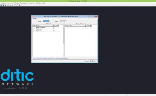 software de contabilidad 3iConta 04
