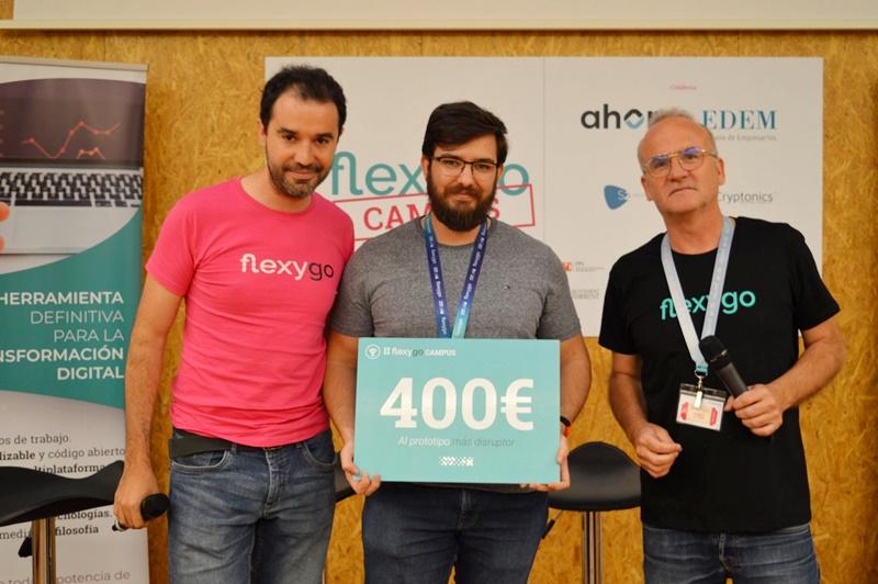 II Flexygo Campus premio IDITIC Software