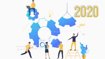 Tendencias de gestión de empresas para 2020