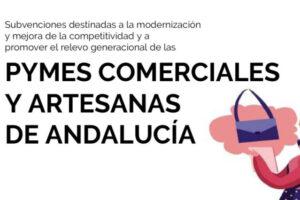 Subvención para PYMES Comerciales y Artesanales Andaluzas
